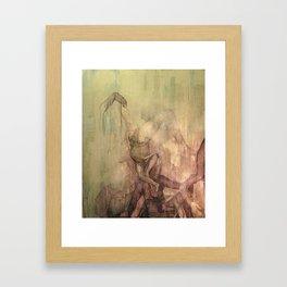The Ascent  Framed Art Print