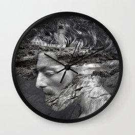 Sea man Wall Clock
