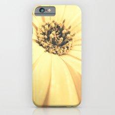 Champagne Petals iPhone 6s Slim Case