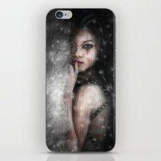 She Waits iPhone & iPod Skin