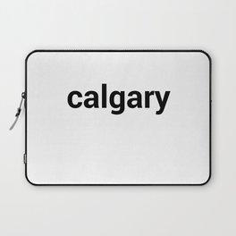 calgary Laptop Sleeve
