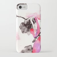 ballet iPhone & iPod Cases featuring ballet by Ludmila Vilarinhos