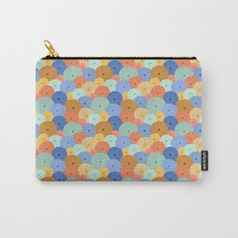 Colorful Sea Urchins Carry-All Pouch
