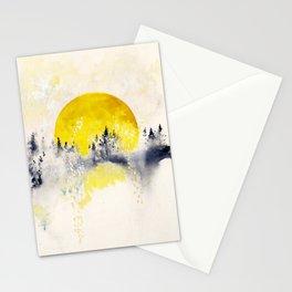 Pandora Snow Stationery Cards