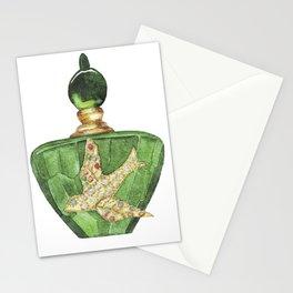 Old bottle Stationery Cards