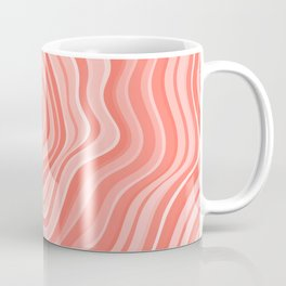 Melting Pink Coral Coffee Mug