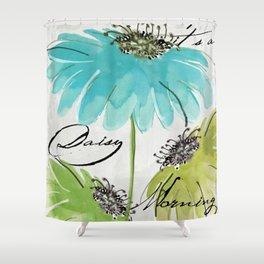 Daisy Morning I Shower Curtain