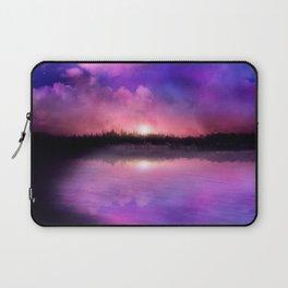 Sunset magic Laptop Sleeve
