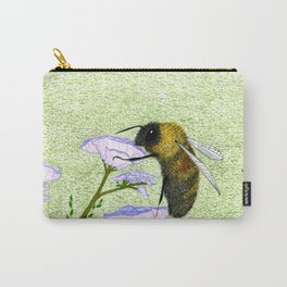 Rusty Patched Bumble Bee Carry-All Pouch