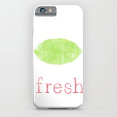 Fresh Lime Slim Case iPhone 6s