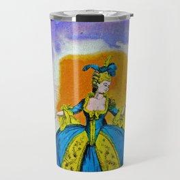 Marie Antoinette by Michael Moffa Travel Mug