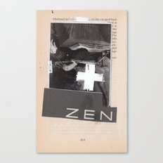 bookmark series pg 414 Canvas Print