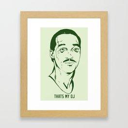 Dennis Johnson Framed Art Print