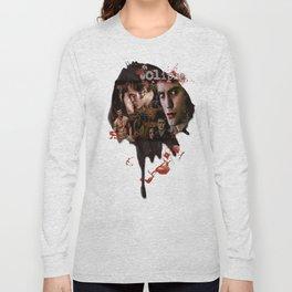 Eclipse Tribute by Martoni (Pattinson, Stewart, Lautner) Long Sleeve T-shirt