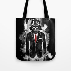 Lord Vader - From The Dark Side Tote Bag
