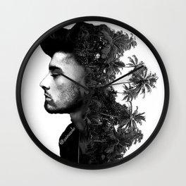 ZAYN MALIK - Paradise Artwork Wall Clock