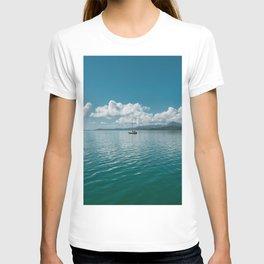 Hawaiian Boat T-shirt