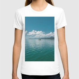 Hawaiian Boat T-shirt