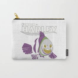 Finding Harley Carry-All Pouch