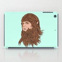 teen wolf iPad Cases featuring Teen Wolf by Joseph Botcherby