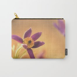 Fine Flower in Detail  Carry-All Pouch