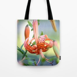 Lovely Lady Takes A Bow Tote Bag