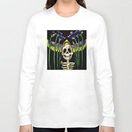 Ahh Sweet Scarab Long Sleeve T-shirt