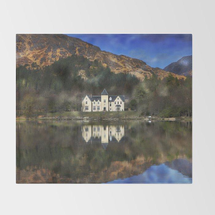 Loch Shiel Mk.2 Throw Blanket