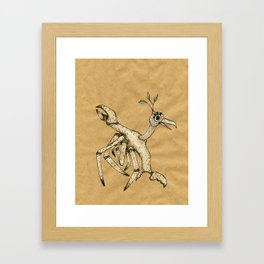 Bird 5 Framed Art Print