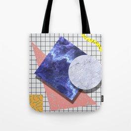Droplet Haze Tote Bag