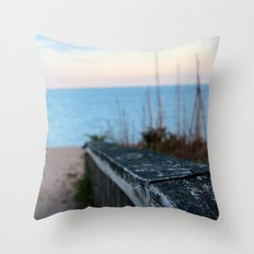 Weathered Down Throw Pillow