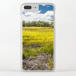 Saaremaa 1.2 Clear iPhone Case
