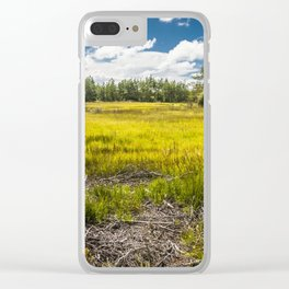 Saaremaa 1.2 Clear iPhone Case