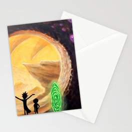 Mick and Rorty Stationery Cards