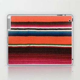 BEAUTIFUL MEXICAN SERAPE Laptop & iPad Skin