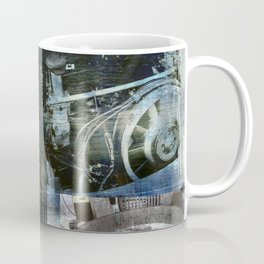 SRC Preparations. Racecar Rebels. Race One Coffee Mug