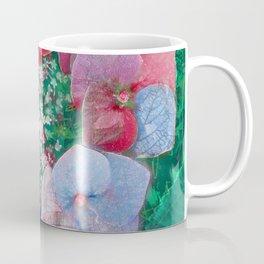 Floral abstract 55 Coffee Mug