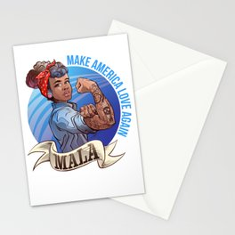 MALA - Make America Love Again Stationery Cards