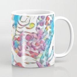 Fairy Tale Mermaid Coffee Mug