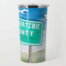 Tallahatchie County Travel Mug