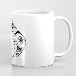 Tentacle Heart Coffee Mug