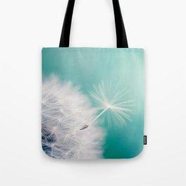 Dandelion Flight Tote Bag