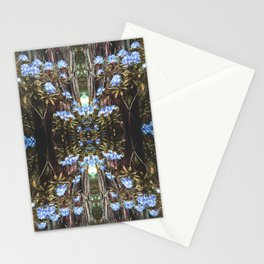 Vintage Forest Rhode Stationery Cards