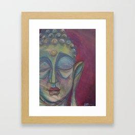 Gautama Buddha Framed Art Print