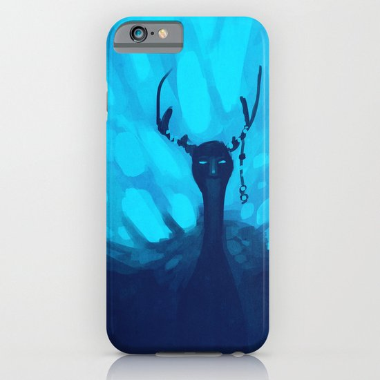 Who I Am and Who I Was  iPhone & iPod Case