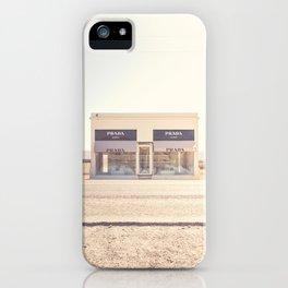 PradaMarfa II iPhone Case