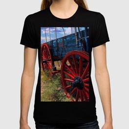 Old Military Wagon T-shirt