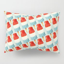 USA 4th of July Popsicle Pattern Pillow Sham