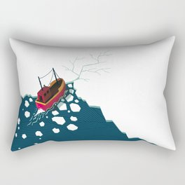 Icebreaker Rectangular Pillow