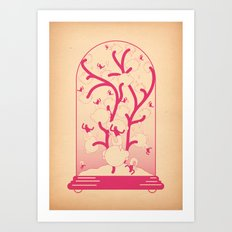 teca Art Print